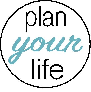 Das Logo von Planyourlife